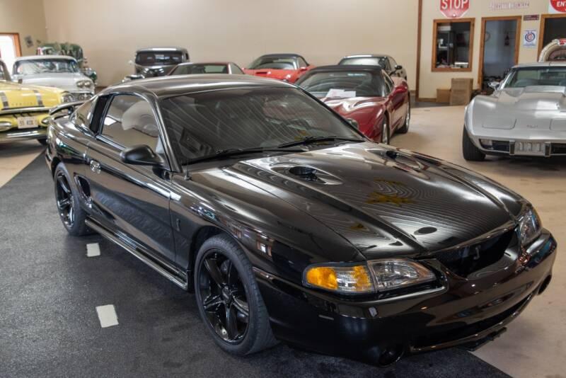 1996 Ford Mustang SVT Cobra 2dr Fastback - El Paso IL
