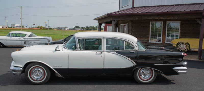 1956 Oldsmobile Ninety-Eight Luxury - El Paso IL