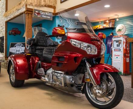 2008 Honda Goldwing for sale at Gary Miller's Classic Auto in El Paso IL