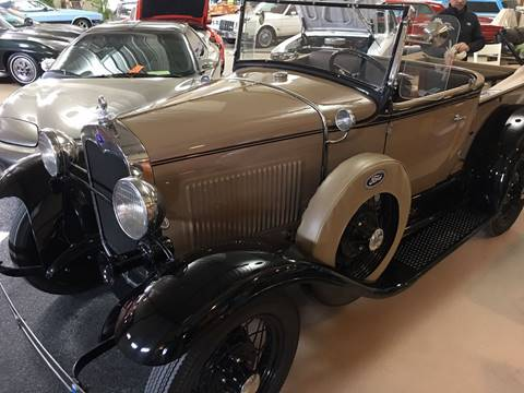 1930 Ford Model A for sale at Gary Miller's Classic Auto in El Paso IL