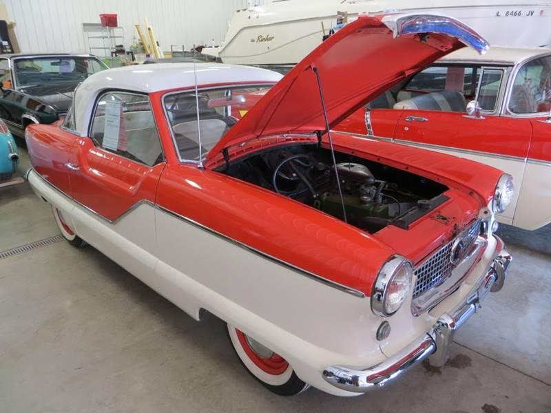 1957 metropolitan metropolitan in el paso il gary miller 39 s classic auto. Black Bedroom Furniture Sets. Home Design Ideas