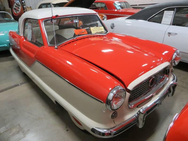 1957 Metropolitan Metropolitan for sale at Gary Miller's Classic Auto in El Paso IL