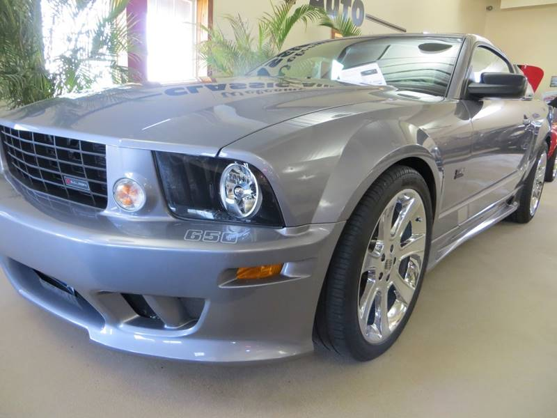 2006 Ford Mustang for sale at Gary Miller's Classic Auto in El Paso IL