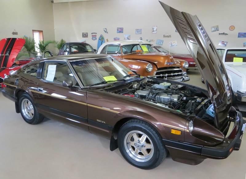 1982 Datsun 280ZX GL 2dr Hatchback - El Paso IL