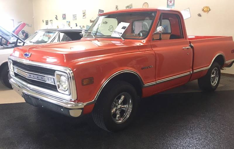 1967 Chevrolet C/K 10 Series for sale at Gary Miller's Classic Auto in El Paso IL