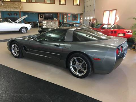 2003 Chevrolet Corvette for sale at Gary Miller's Classic Auto in El Paso IL