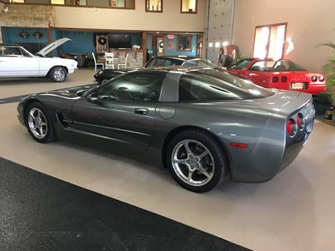 2003 Chevrolet Corvette for sale at Gary Miller's Classic Auto in El Paso IL