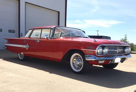 1960 Chevrolet Impala for sale at Gary Miller's Classic Auto in El Paso IL
