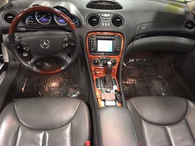 2003 Mercedes-Benz SL-Class SL 500 2dr Convertible - El Paso IL