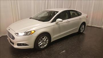 2013 Ford Fusion for sale in Olathe, KS