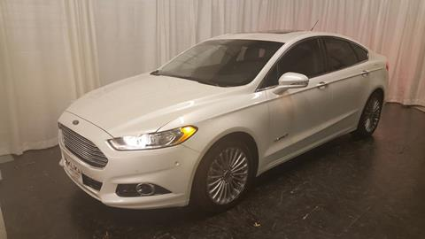 2014 Ford Fusion Hybrid for sale in Olathe, KS