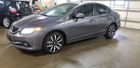 2015 Honda Civic for sale in Olathe, KS