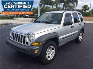 2006 Jeep Liberty for sale in Stuart, FL