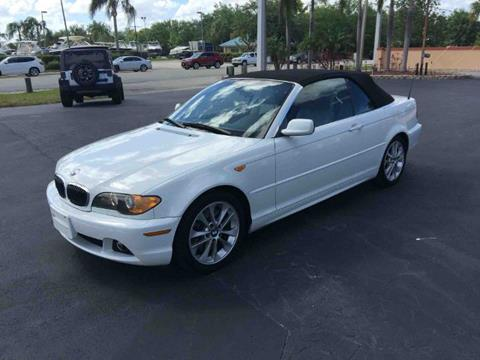 2004 BMW 3 Series for sale in Stuart, FL