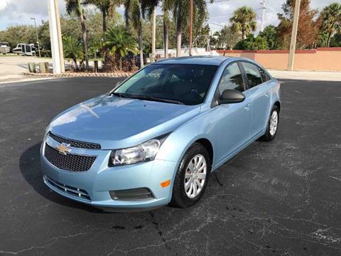 2011 Chevrolet Cruze for sale in Stuart, FL