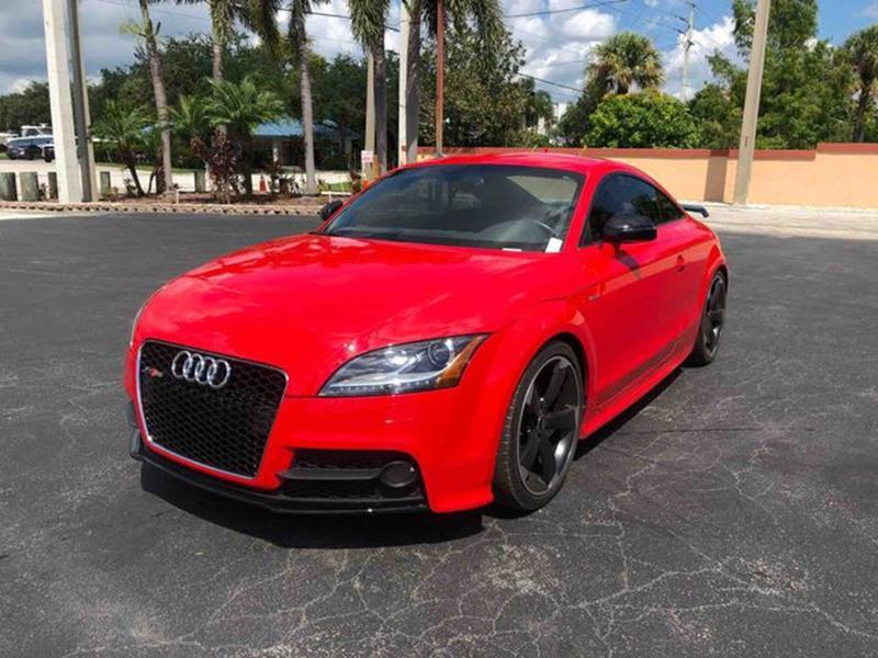Audi TT T Quattro Premium Plus In Stuart FL Automotive - Audi stuart