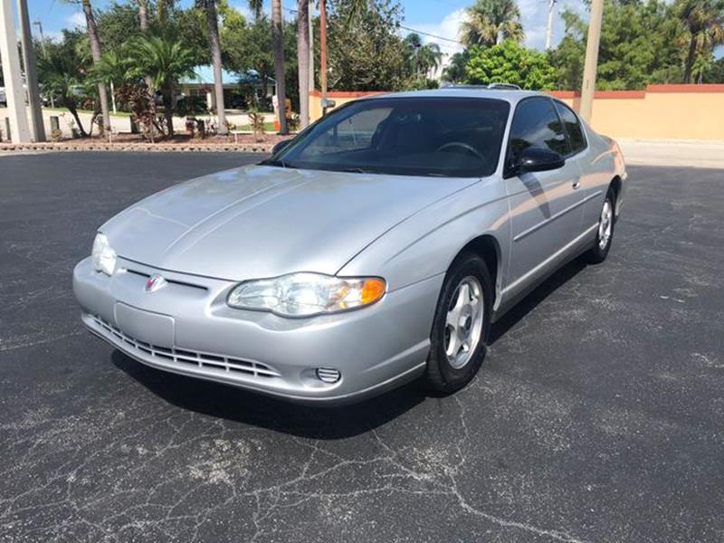 2003 Chevrolet Monte Carlo For Sale At Automotive Experts Of Stuart In  Stuart FL
