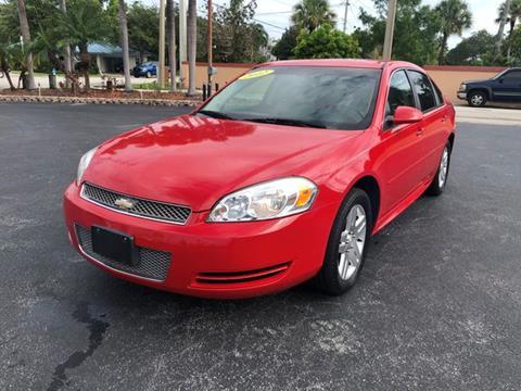 2012 Chevrolet Impala for sale in Stuart, FL