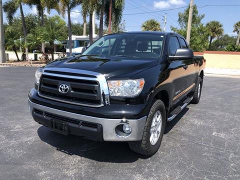 2012 Toyota Tundra for sale in Stuart, FL