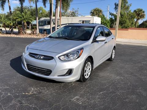 2012 Hyundai Accent for sale in Stuart, FL