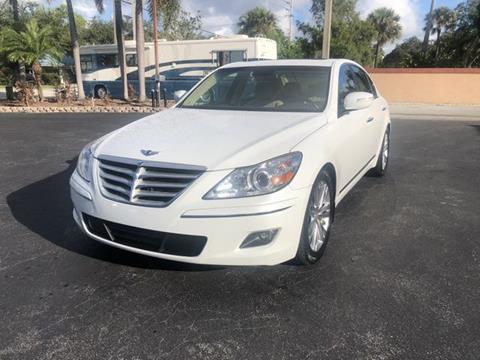2011 Hyundai Genesis for sale in Stuart, FL