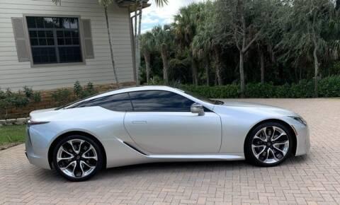 2018 Lexus LC 500 for sale in Stuart, FL