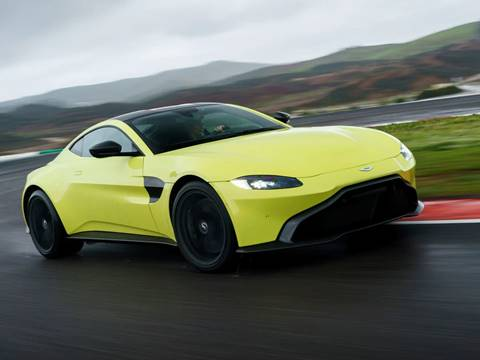 2019 Aston Martin Vantage for sale in Baldwin, NY