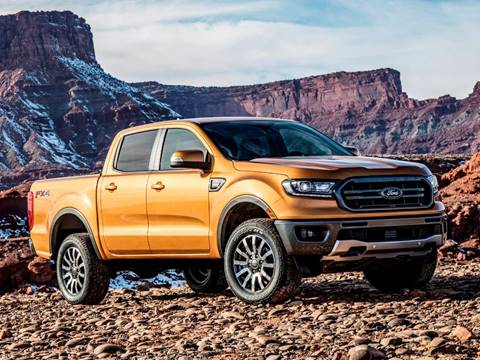 2019 Ford Ranger for sale in Baldwin, NY
