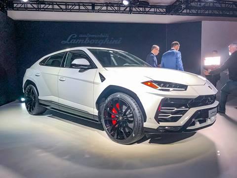 2019 Lamborghini Urus for sale in Baldwin, NY