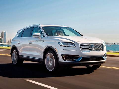 2019 Lincoln Nautilus for sale in Baldwin, NY