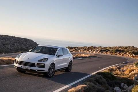 2019 Porsche Cayenne for sale in Baldwin, NY