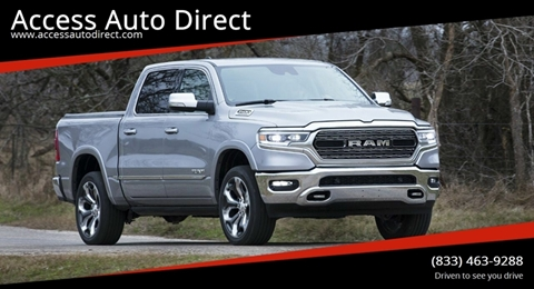 2019 RAM Ram Pickup 1500 for sale at Access Auto Direct in Baldwin NY