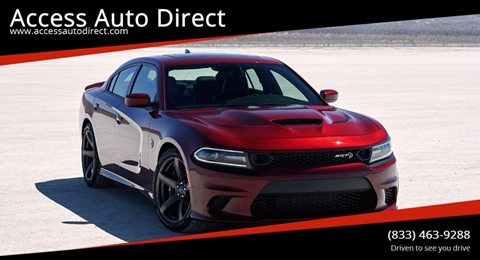 2019 Dodge Charger for sale at Access Auto Direct in Baldwin NY