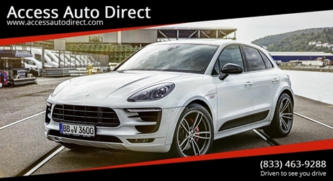 2018 Porsche Macan for sale in Baldwin, NY