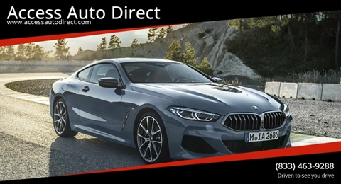 2019 BMW 8 Series for sale in Baldwin, NY