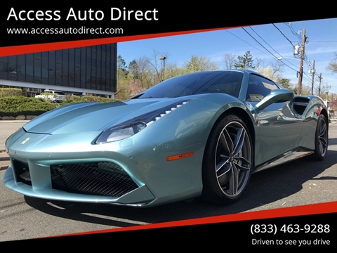 2017 Ferrari 488 Spider for sale at Access Auto Direct in Baldwin NY