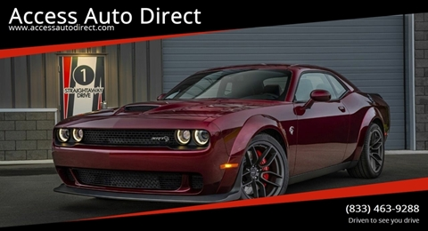 2018 Dodge Challenger for sale in Baldwin, NY