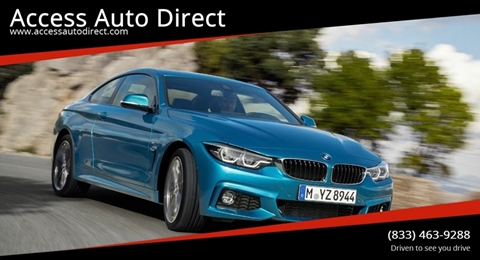 2019 BMW 4 Series for sale in Baldwin, NY