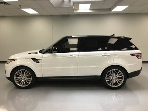 2016 Land Rover Range Rover Sport for sale in Baldwin NY