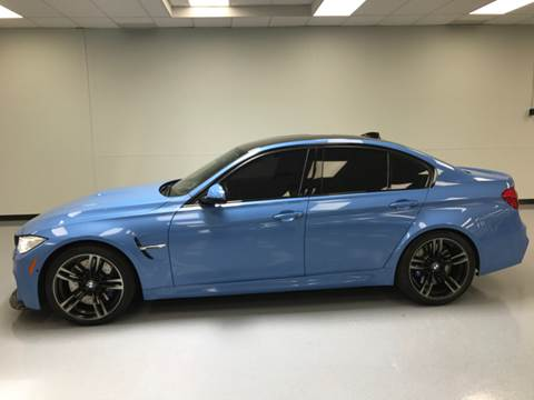 2016 BMW M3 for sale in Baldwin NY