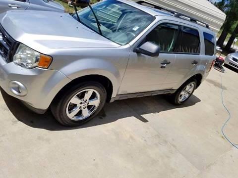 2009 Ford Escape for sale in Leesville, LA