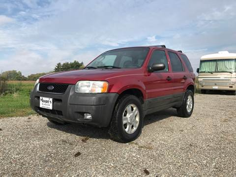 2004 Ford Escape for sale in Plymouth, IN
