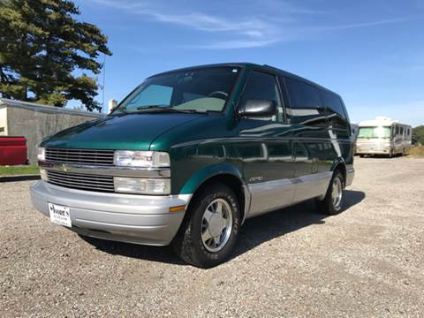 1998 Chevrolet Astro for sale in Plymouth, IN