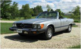 1979 Mercedes-Benz 450 SL for sale in Plymouth, IN