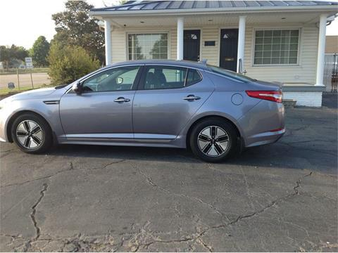 2012 Kia Optima Hybrid for sale in Raleigh, NC