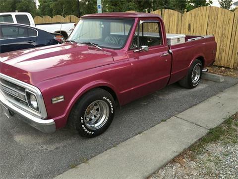 1969 Chevrolet Kodiak for sale in Raleigh, NC