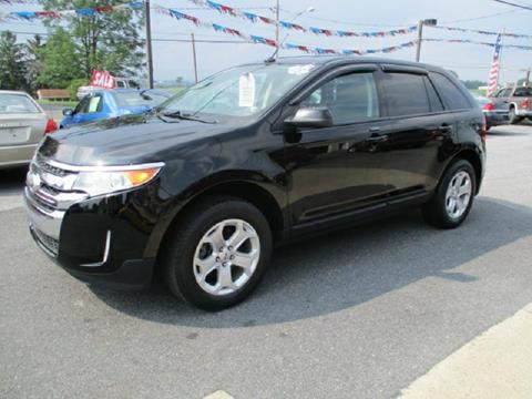 2012 Ford Edge for sale at FINAL DRIVE AUTO SALES INC in Shippensburg PA