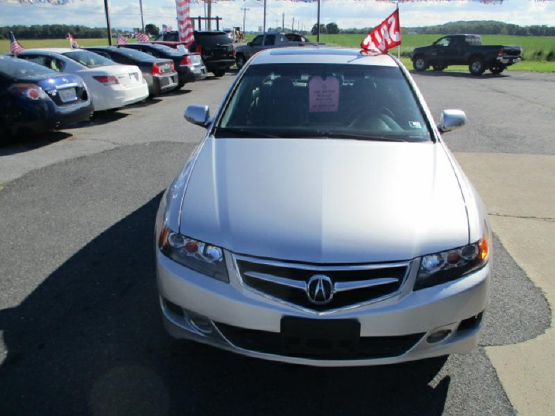2008 Acura TSX for sale at FINAL DRIVE AUTO SALES INC in Shippensburg PA