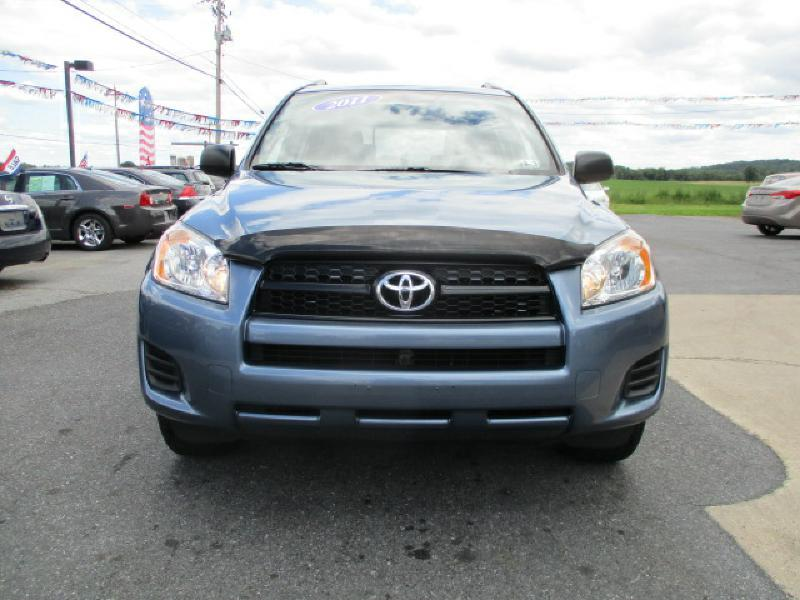 2011 Toyota RAV4 for sale at FINAL DRIVE AUTO SALES INC in Shippensburg PA