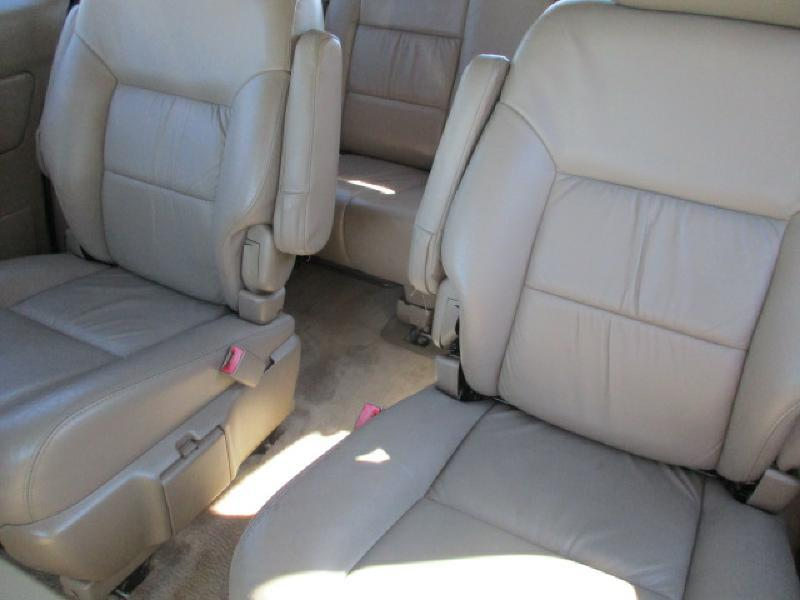2003 Toyota Sienna for sale at FINAL DRIVE AUTO SALES INC in Shippensburg PA